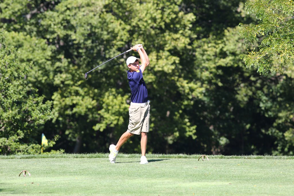 Sayre Men's Golf