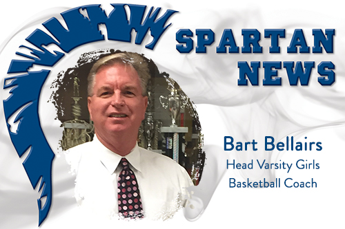 Sayre Girls Basketball Head Coach Bellairs
