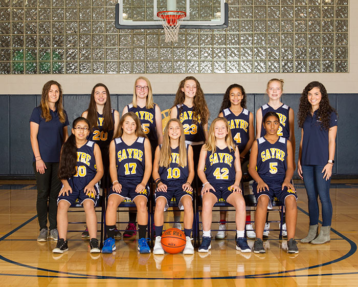 Sayre Girls Basketball