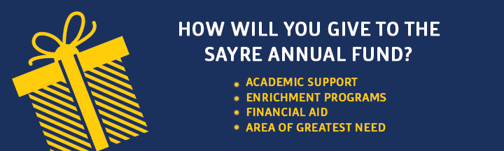 The Sayre Annual Fund