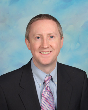 Jeff Oldham, Director of Admission